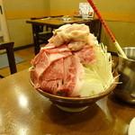 相撲料理 壬滝 - ちゃんこ、これで1人前