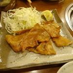 相撲料理 壬滝 - 鳥かわ