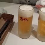 てやん - ビールから