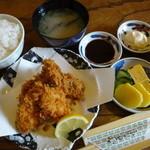 和泉屋 - アジフライ定食