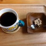 カナマロン - 再訪・ホットコーヒー