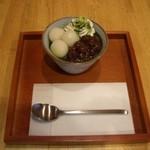 山口妙香園 - 抹茶プリン:クリーミーで濃厚な抹茶のプリンです
