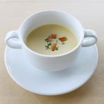 パティオ - パティオランチ スープ