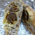 パンやきどころ RIKI - イチヂクとクリームチーズ
