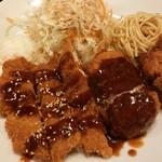 東京厨房 - チキンカツ・カニクリームコロッケ・唐揚げ