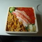 知床鮨 - 中身 一見豪華です