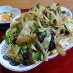 Ponyuu - レバニラ炒め