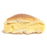 ブーランジュリープチ・ブーケ - とろけるクリームパンの断面 '14 3月中旬