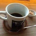 J CAFE - エスプレッソ(メニューに無し)