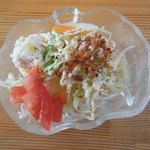 Outdoor Cafe 野菜香房 - サラダ