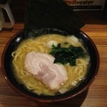 27877615 - ラーメン(650円⇒500円)オープン記念。
