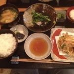 はしま - 一汁三菜定食(900円)