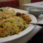北京 - 炒飯定食