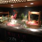 踊る魚 - 2014/5/某日 エレベーターを降りると素敵魚たちです〜