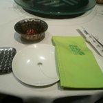 老香港酒家京都 - テーブル