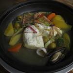 27886121 - 地中海風 魚介と野菜のタジン