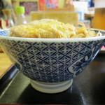 錦乃 - カツ丼
