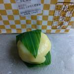 松葉堂 - 料理写真:小麦饅頭
