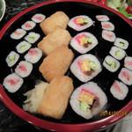 スナック メイプル - 天寿司さん