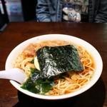 ラーメン大将 - 大将麺700円