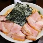 ラーメン大将 - 焼豚麺750円