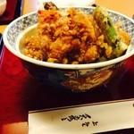 27895297 - 特上天丼(1900円)税別