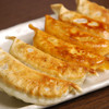 麺や和 - 料理写真:食べくらべ餃子(肉2ヶ・えび2ヶ・野菜2ヶ) 430円