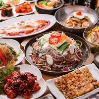 炭焼焼肉 大長今 - 本場の韓国料理コース