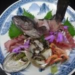 魚平 - 刺身