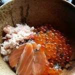 27898595 - 海鮮丼(朝食メニュー)