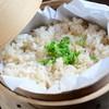 鰻とおでんの店 角家 - 料理写真:真鯛の炊き込みご飯