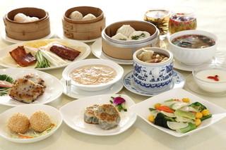 中国薬膳料理 星福 - 飲茶コース