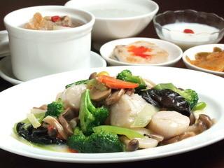 中国薬膳料理 星福 - お手軽Aランチ