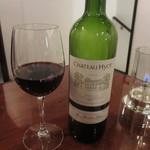 モン・トレゾール 東京 - 赤ワイン