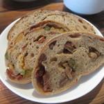 ル・ビストロ ドゥ マ - 自家製パン