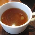 ル・ビストロ ドゥ マ - 豆のスープ