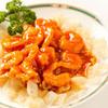 栄新楼 - 料理写真:小エビのチリソース煮