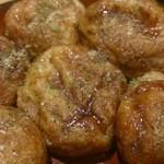 ぶぶ亭 - タコ焼き 480円  味は普通