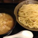 三ツ矢堂製麺 - ゆずつけ麺@810円