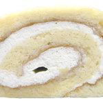 2791296 - 生クリームのロールケーキ