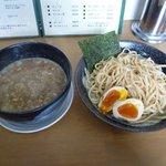 食い味の道有楽 - 料理写真:つけ麺+味玉