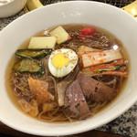 大倉山 - 冷麺