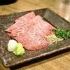焼肉問屋 くに家 - 料理写真:2014.6 薄切りみすじ(1,180円)