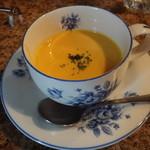 27913148 - かぼちゃの冷製スープ