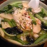 27913557 - 海鮮胡椒麺