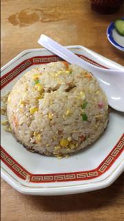 松月 - 炒飯700円