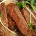 さん源 - SANGEN特製 洋食 膳(牛肉のタレ焼き)