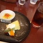 さん源 - SANGEN特製 洋食 膳(デザート&アイスティ)
