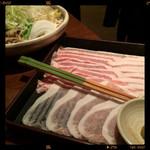 こすぎ畑 - 豚しゃぶ&野菜