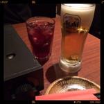 こすぎ畑 - 生ビール&カシス
